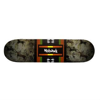 Indian customizable text skateboard deck