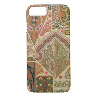 Indian Decoration, plate XIX from 'Polychrome Orna iPhone 8/7 Case