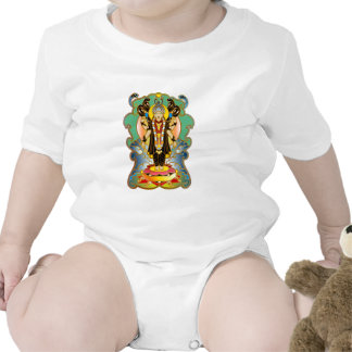 Indian divinity indian deity rompers