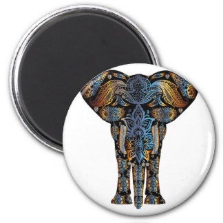 Indian elephant magnet