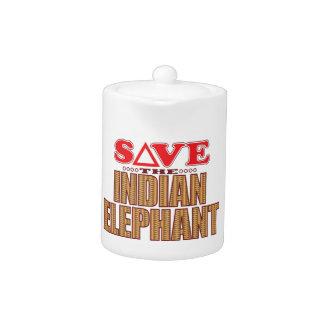 Indian Elephant Save