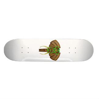 Indian Elephant Custom Skateboard