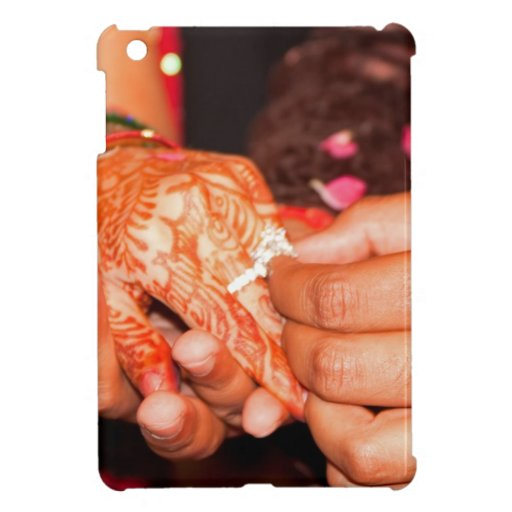 Indian engagement case for the iPad mini