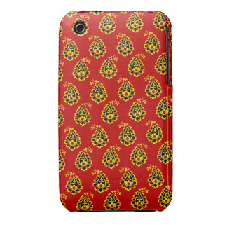 Indian Fabric iPhone 3 Cover