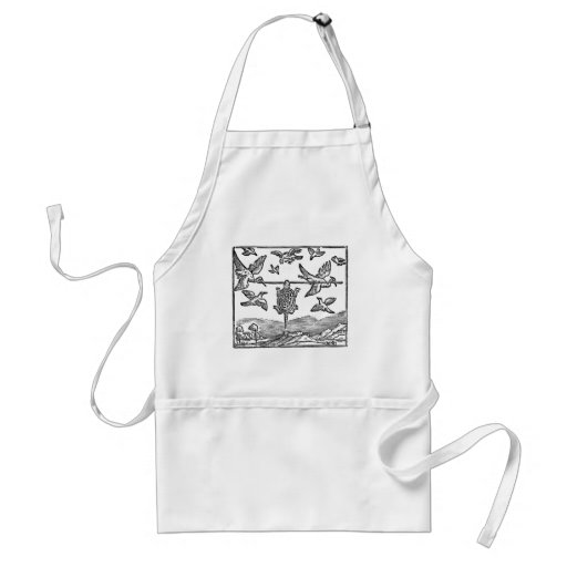 Indian Fairy Tale Aprons