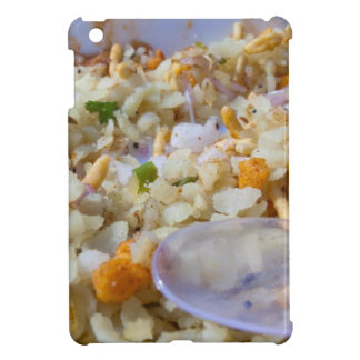 Indian fast food snack case for the iPad mini