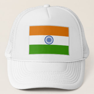 Indian Flag Hat
