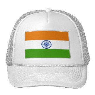 Indian Flag Hat