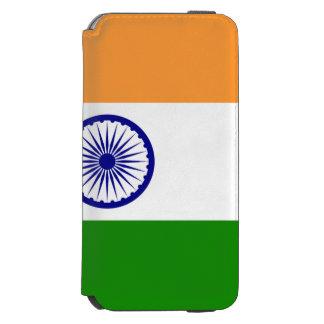 Indian flag incipio watson™ iPhone 6 wallet case