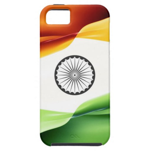 Indian Flag Iphone case Case For The iPhone 5