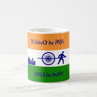 Indian Flag Mugs