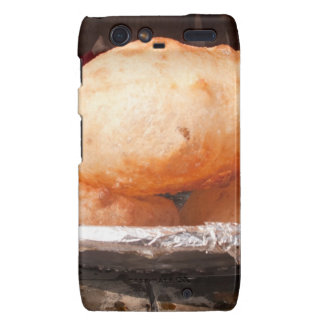 Indian fried snack droid RAZR covers