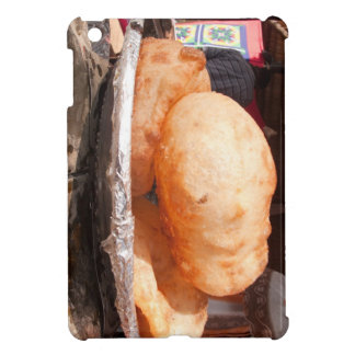 Indian fried snack iPad mini case