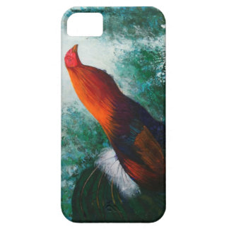 Indian gamecock cell phone cover. iPhone 5 cover