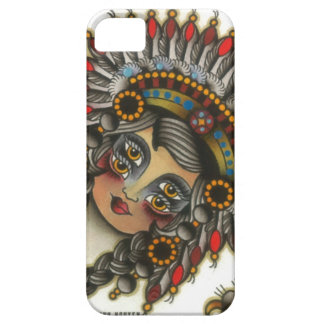 indian girl 3 iPhone 5 cases