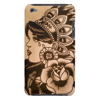 indian girl ipod touch cover