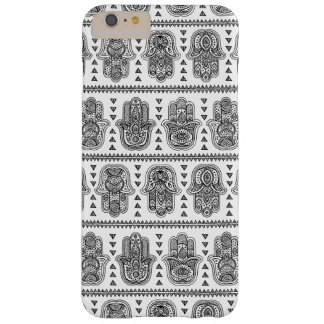 Indian Hand Drawn Hamsa Doodle Barely There iPhone 6 Plus Case