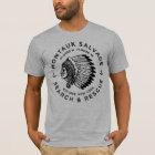 Indian Head / Montauk Salvage Company T-Shirt