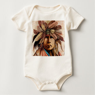 Indian Head Bodysuit