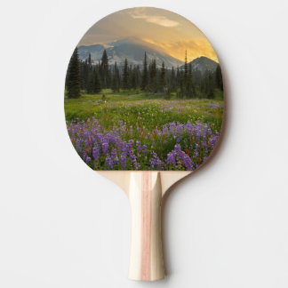 Indian Henry's Hunting Ground at sunrise Ping Pong Paddle