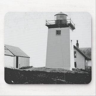 Indian Island Lighthouse Mousepad