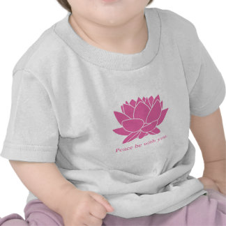 Indian Lotus INFANT T-SHIRT