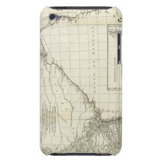 Indian Map iPod Case-Mate Case