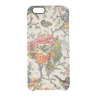 Indian model clear iPhone 6/6S case