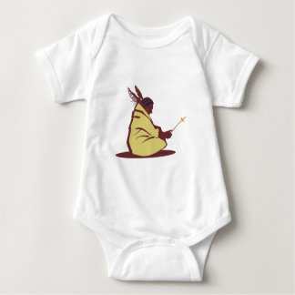 Indian native American Baby Bodysuit