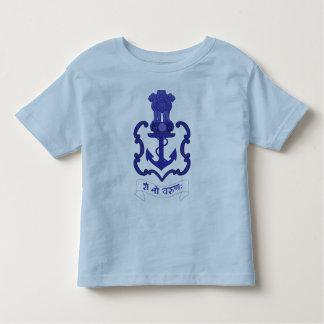 Indian Navy crest, India Toddler T-Shirt