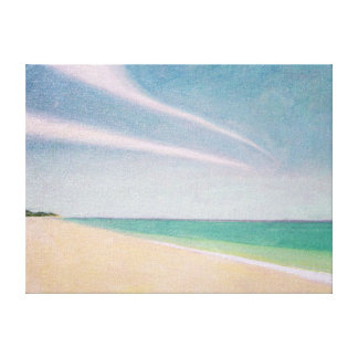 Indian Ocean 1996 Canvas Print