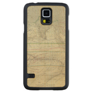 Indian Ocean 2 Carved Maple Galaxy S5 Case