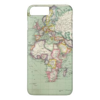 Indian Ocean, Atlantic Ocean iPhone 8 Plus/7 Plus Case