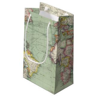 Indian Ocean, Atlantic Ocean Small Gift Bag