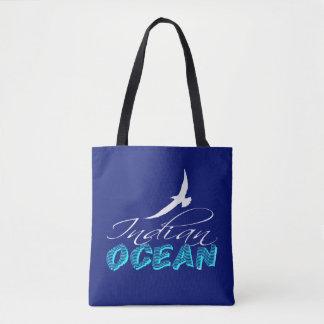 Indian Ocean Customizable Tote Bag