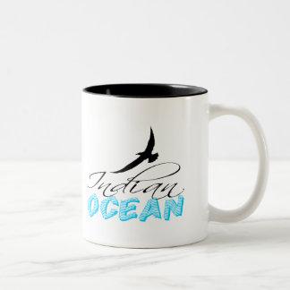 Indian Ocean Two-Tone Coffee Mug