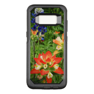 Indian Paintbrush and Bluebonnet Otterbox Case