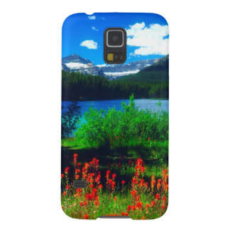 Indian Paintbrush Wildflowers Case For Galaxy S5