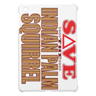 Indian Palm Squirrel Save Cover For The iPad Mini