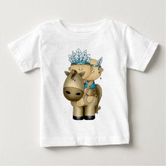 Indian Pals Babes w/Horse T- Shirt