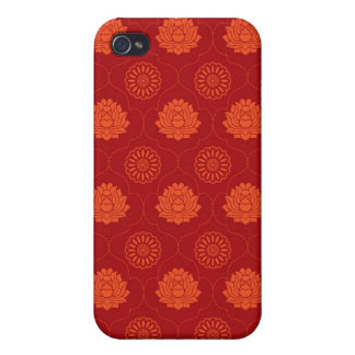 Indian Pattern Case For iPhone 4