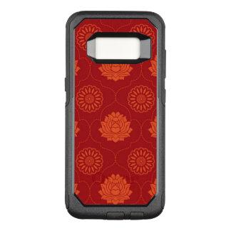 Indian Pattern OtterBox Commuter Samsung Galaxy S8 Case