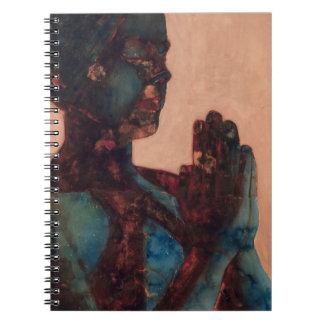 Indian Prayer Notebook
