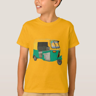 Indian Rickshaw T-Shirt