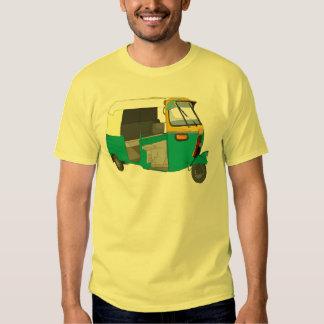 Indian Rickshaw Tees