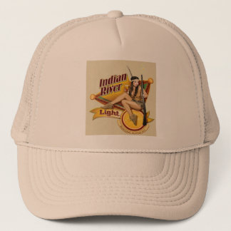 Indian River Trucker Hat