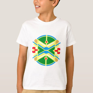 Indian sample native American pattern T-Shirt