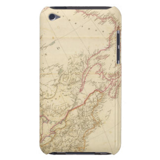 Indian Settlements in North America 2 iPod Touch Case