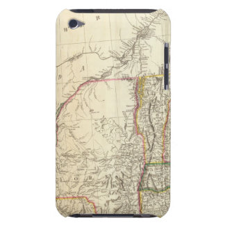 Indian Settlements in North America 5 iPod Touch Covers