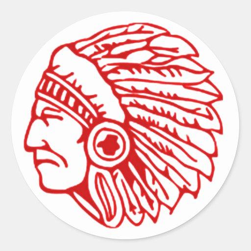 Indian Sticker Sticker